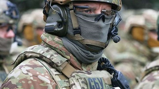 """Бійці СБУ на Луганщині затримали бойовика так званої """"ЛНР"""""""