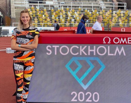 Армійські стрибунки у висоту знову відзначилися на спортивних змаганнях у Швеції