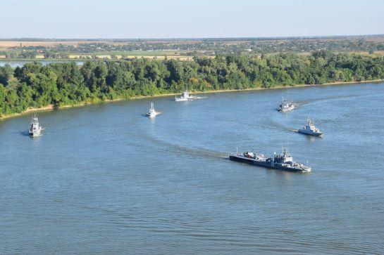 Військові і прикордонні кораблі України та Румунії проведуть спільні навчання