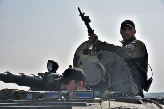 Українські OPFORівці візьмуть участь у багатонаціональних військових навчаннях у Німеччині