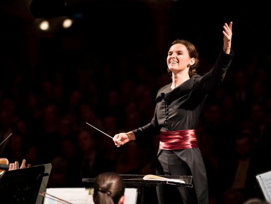 Вперше у 145-річній історії найпрестижнішого оперного фестивалю Німеччини його відкриє жінка. Українка!