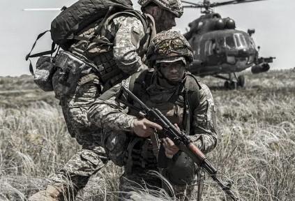 Бомбардувальники США і десантники Великобританії залучені до спільних із ЗСУ бойових навчань