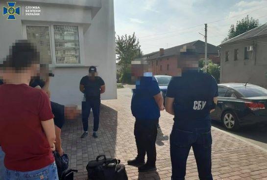 """На Черкащині припинено діяльність інтернет-провайдера, який працював на терористів """"ЛНР"""""""
