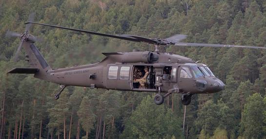 Спецназ українських ССО на американських гелікоптерах відпрацював операцію по ліквідації ватажків бойовиків