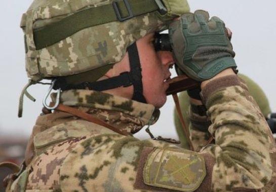 Українські військові ліквідували на Донбасі два безпілотники бойовиків