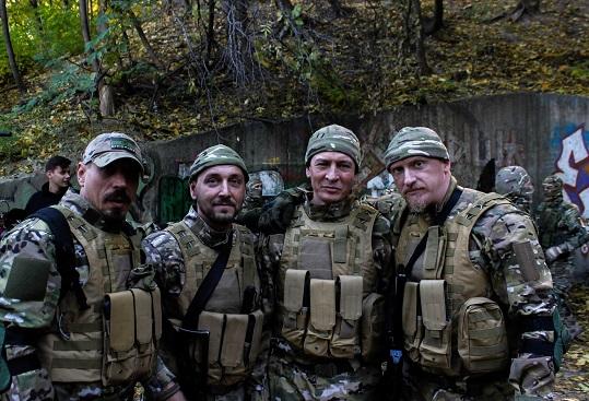 """На ICTV покажуть телесеріал """"Доброволець"""" – про ветерана АТО, який бореться з ворогом, що проник у Київ…"""