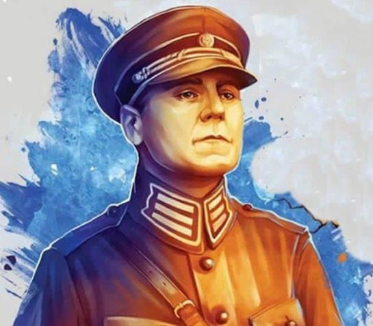 У польському Гданську сквер назвали на честь українського генерала