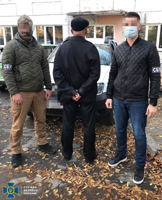 СБУ виловила останнього підривника мостів на Донбасі