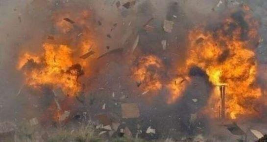 """В окупованій Горлівці – вибухи: знищені ЗРК """"Оса"""" і 12 російських військовослужбовців"""