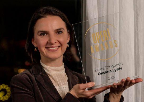 Українку в Німеччині визнали найкращою музичною диригенткою 2020 року