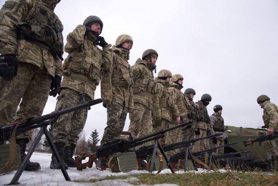 """Спецпідрозділ """"Шквал"""" готовий карати спроби прориву кордону"""