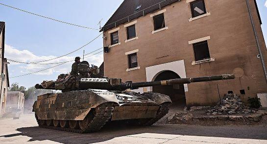 Сухопутні війська ЗСУ перейшли на стандарти НАТО