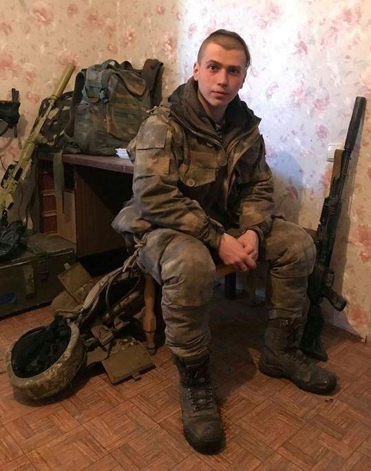 Героя війни на Сході перемагати в бою навчив черкащанин Галва…