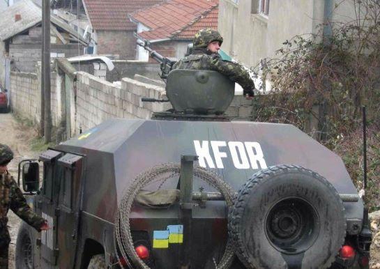 Українські миротворці провели чергову ротацію підрозділу KFOR у Косово