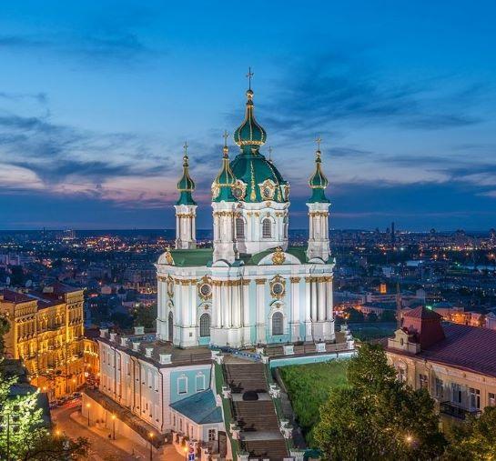 Андріївську церкву в Києві відкриють після масштабної реставрації