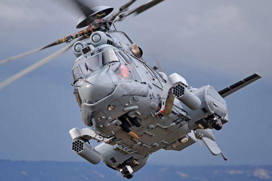 МВС України отримає чергову партію французьких вертольотів