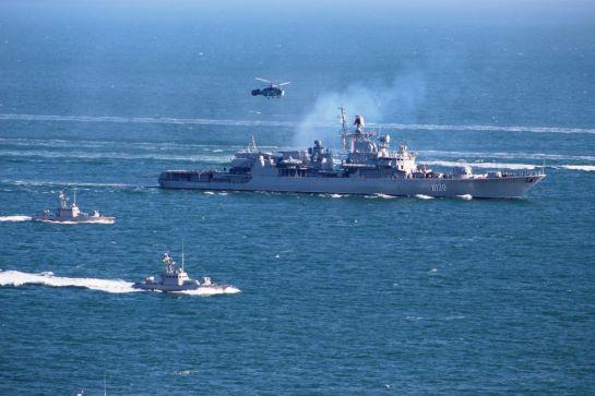 У 2021 році до підготовки ВМС України буде залучено військових інструкторів з Великої Британії, США, Канади, Швеції та Данії
