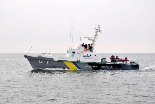 У Скадовську формується додатковий дивізіон катерів Морської охорони