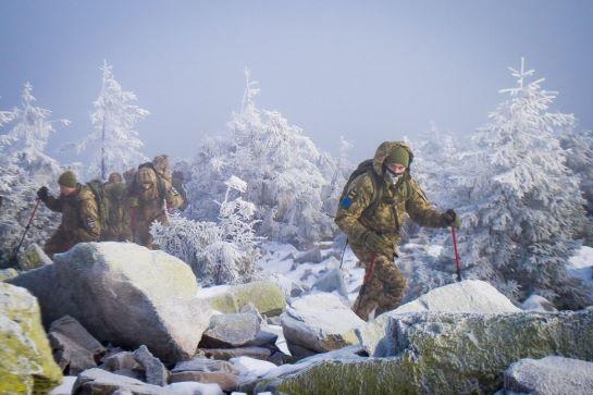 У ЗСУ розпочався пілотний Курс гірської підготовки