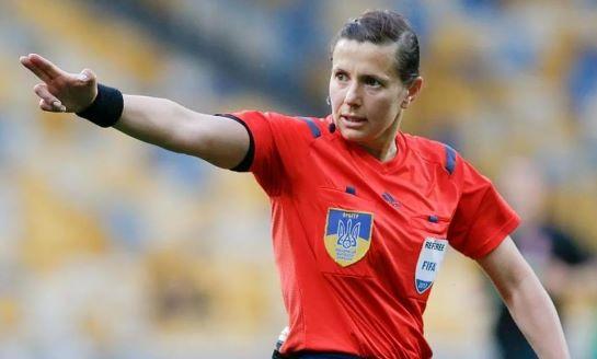 Українка – у трійці найкращих у світі футбольних рефері десятиліття