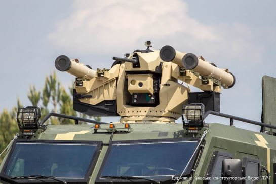 Бойовий модуль турецько-українського виробництва отримав нове замовлення на понад 38 мільйонів доларів