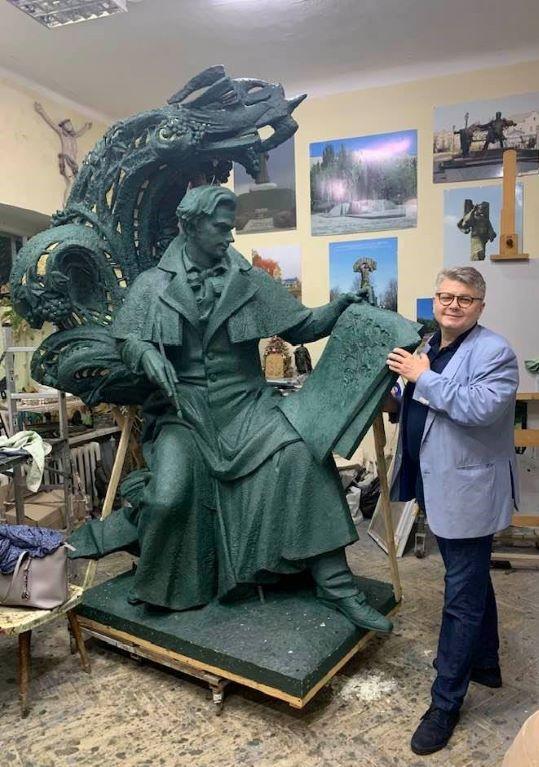 Вже цьогоріч навесні в італійській Флоренції має постати пам'ятник Тарасові Шевченку