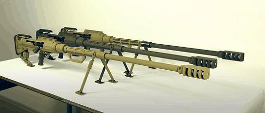 На озброєння ЗСУ прийнято далекобійні гвинтівки Snipex