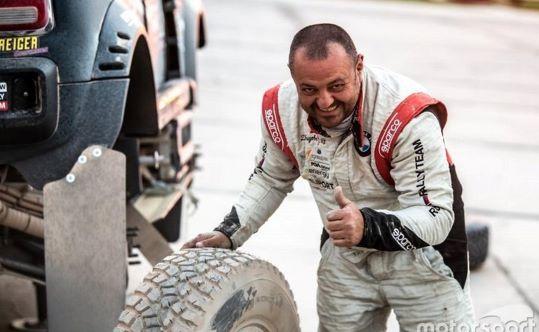 Ралі Дакар: український автогонщик наблизився до ТОП-5 перегонів у Саудівській Аравії
