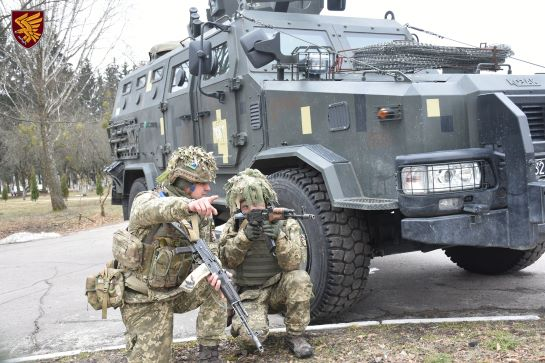 Українські десантники задіяні у спільних з НАТО навчаннях Saber Guardian-21 в Угорщині
