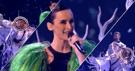 Українська пісня лідирує у рейтингу світових трендів