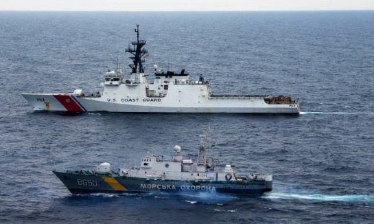 Вашингтон і Київ продовжать військову співпрацю на морі