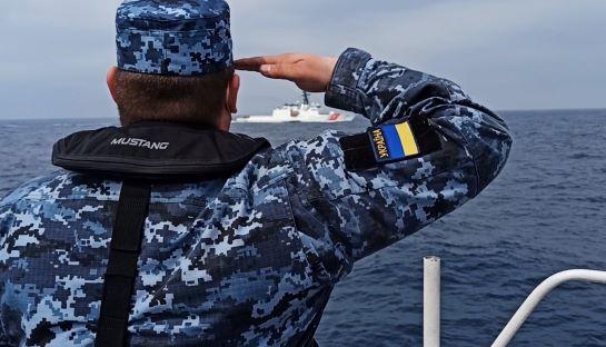 Українські морські прикордонники провели спільні навчання з Береговою охороною США