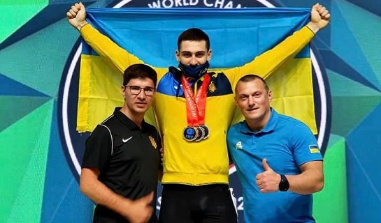 Українським спортсменам, які встановили нові світові рекорди – 18 і 19 років…