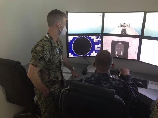 Офіцери ВМС України пройшли навчання на базі у Варні з інструкторами із США