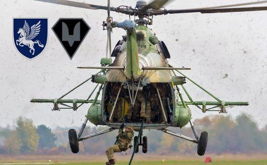 Сили спецоперацій ЗСУ стали на крок ближчими до уніфікації з Силами швидкого реагування НАТО