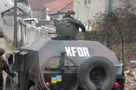 Україна проводить ротацію національного контингенту в складі KFOR у Косово