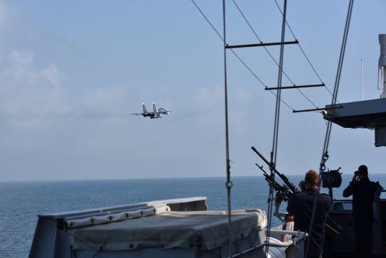 Росіяни, які окупували Крим, вчинили провокацію проти корабля Нідерландів у Чорному морі