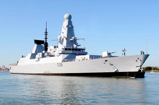 Два кораблі НАТО увійшли в порт Одеси