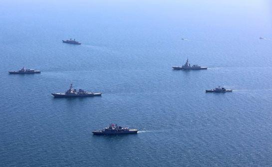 """Бойові навчання """"Сі Бриз"""" у Чорному морі: 3000 особового складу, 30 кораблів і 30 літаків та гелікоптерів України, США і держав НАТО"""