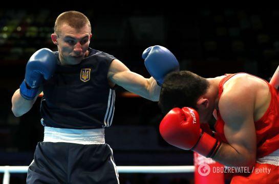 Український боксер переміг у Парижі боксера з Криму із паспортом Росії