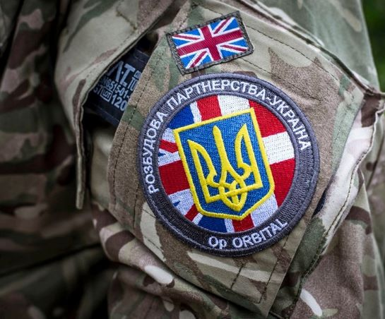 """Україна і Великобританія проведуть військові навчання """"COSSACK MACE"""" (""""Козацька булава"""")"""
