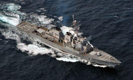 Есмінець 6-го флоту США Arleigh Burke USS Ross увійшов у Чорне море для спільних з Україною навчань