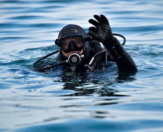 Бойові плавці України, США, Польщі, Латвії, Грузії і Канади спільно тренуються у Чорному морі