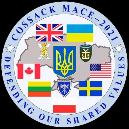 """Поруч з окупованим Кримом розпочалися нові навчання сухопутних військ 5 країн – """"Козацька Булава-2021″"""