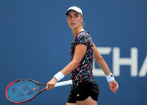 Українська тенісистка переконливо перемогла суперницю з Росії на турнірі в Будапешті