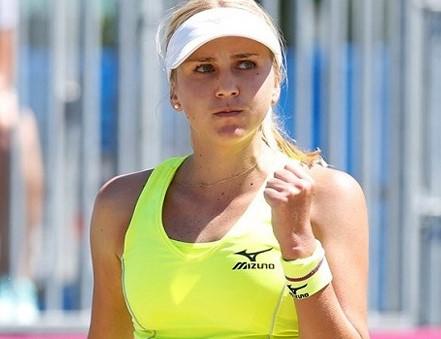 Українська тенісистка відзначилася на турнірі Великого шолома Wimbledon у Лондоні