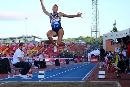 Українська спортсменка перемогла на етапі Діамантової ліги у Великобританії