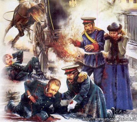 Російского царя вбили за планом вчителя з Черкащини