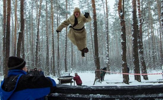 За козацькою «Пекельною хоругвою» казкаря з Умані знімають фільм, який стовідсотково фінансує Держкіно