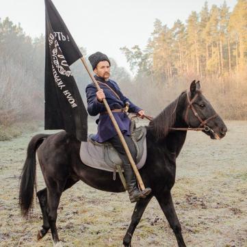 Василь Шкляр розповів, у чому успіх роману «Чорний ворон»